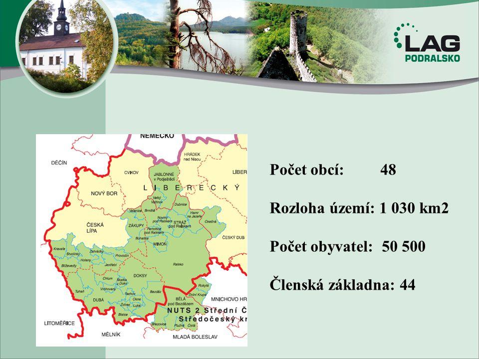 Z Kokořínska do Podralska Komunitní projednání projektu se zástupci měst a obcí z území LAG Podralsko proběhlo 27.