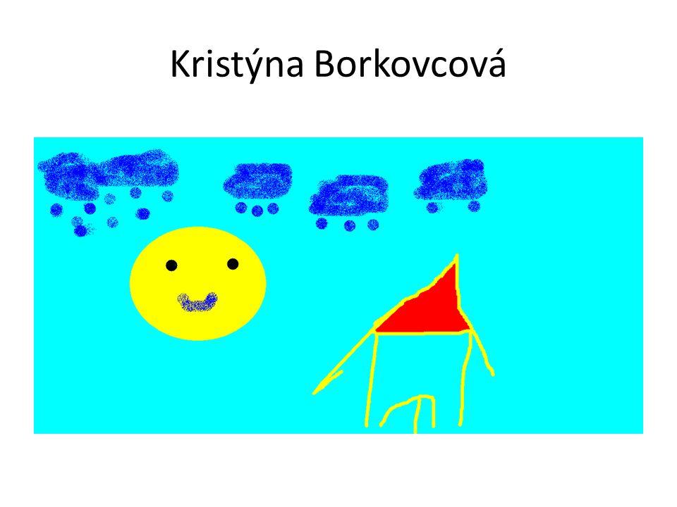 Kristýna Borkovcová