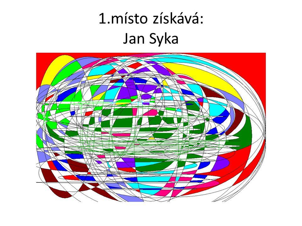 1.místo získává: Jan Syka