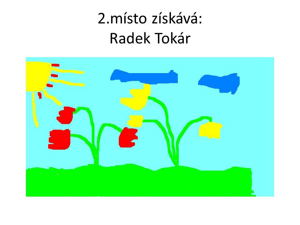 3.místo získává: Zdeněk Hrdý