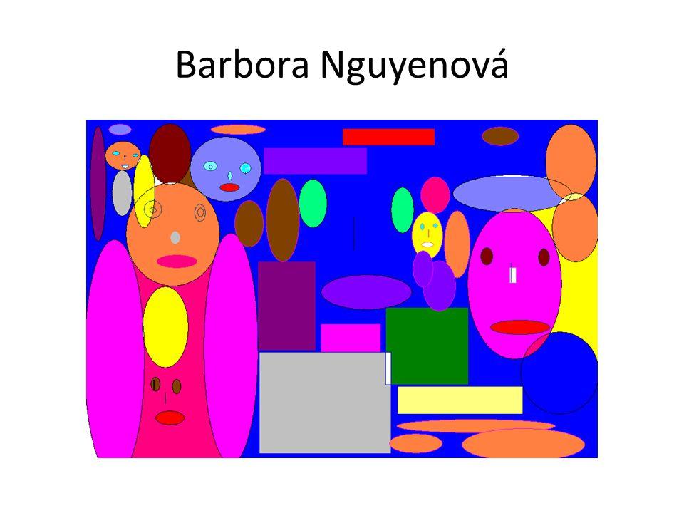 Barbora Nguyenová