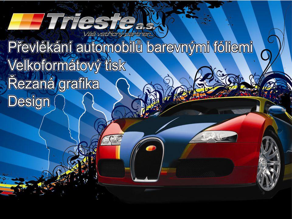  Naše společnost Trieste, a.s.vznikla v roce 1996.