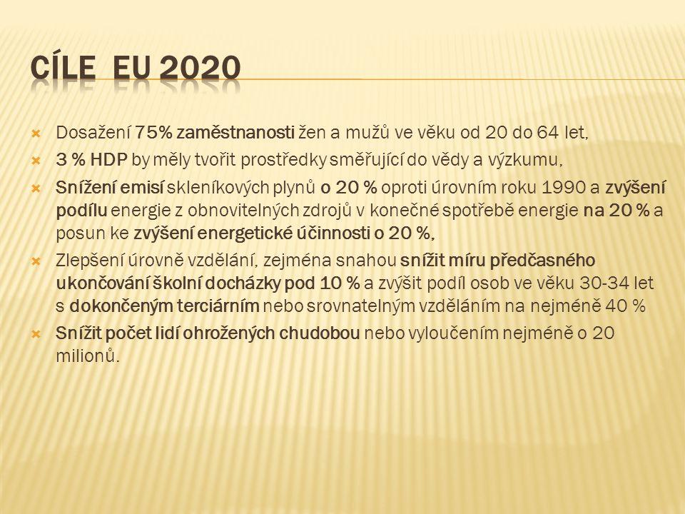  Pokles HDP o 1,2 %;  klesající výdaje domácností meziročně nižší o 3,6 %,  hodnota stavebních prací o 23 % nižší,  meziroční pokles průmyslové výroby již 6 %,  zaměstnanost v české ekonomice snížila o 112 tisíc osob,  energetická náročnost české ekonomiky je v porovnání s ostatními členskými zeměmi EU vysoká,  potřeba dobudování a modernizace kvalitních páteřních infrastruktur,  nízká kvalita institucí - velmi špatné fungování veřejné správy.