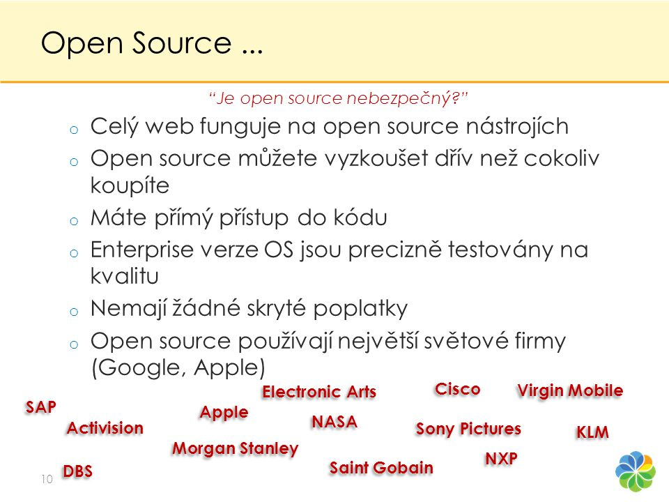 Open Source...