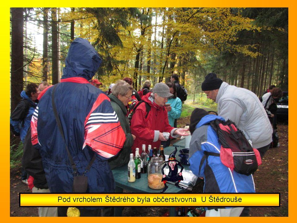 V sobotu se uskutečnil Memoriál ing.Jiřího Sedláčka a všechny trasy pochodu vedly přes vrchol Štědrého