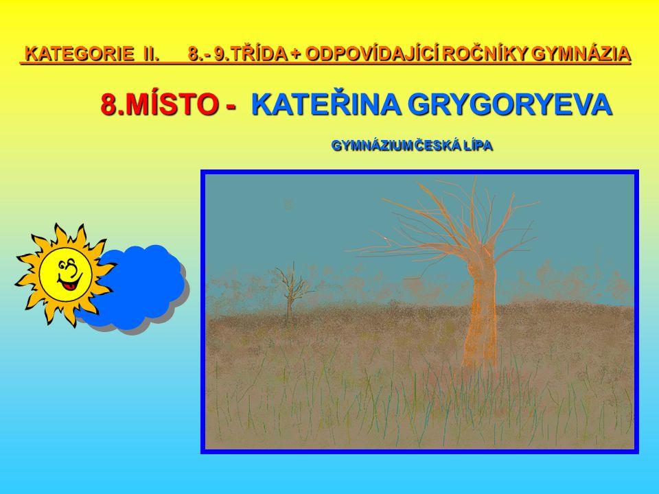 KATEGORIE II.