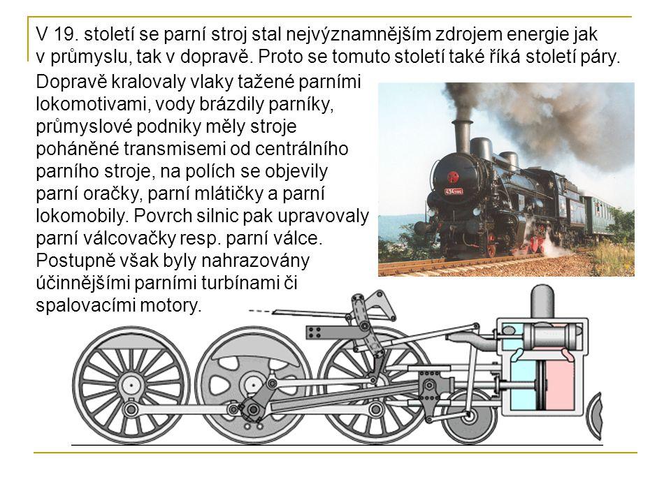 V roce 1883 sestavil první použitelnou parní turbínu švédský inženýr Gustaf Laval.