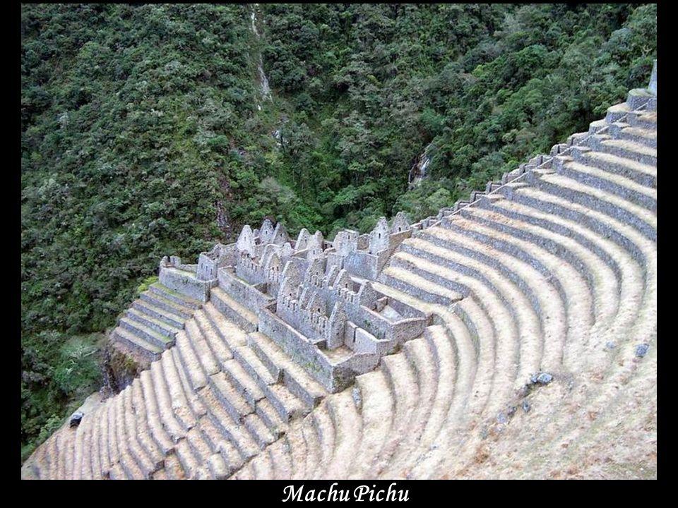 Pod Machu Pichu