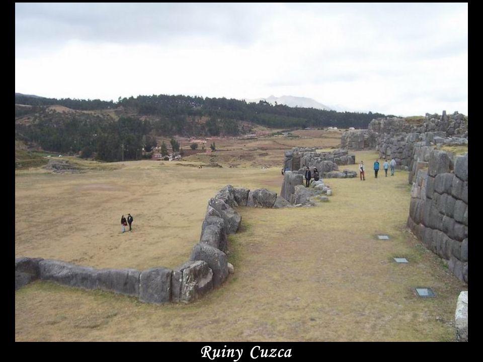 Inská sluneční observatoř na Machu Pichu
