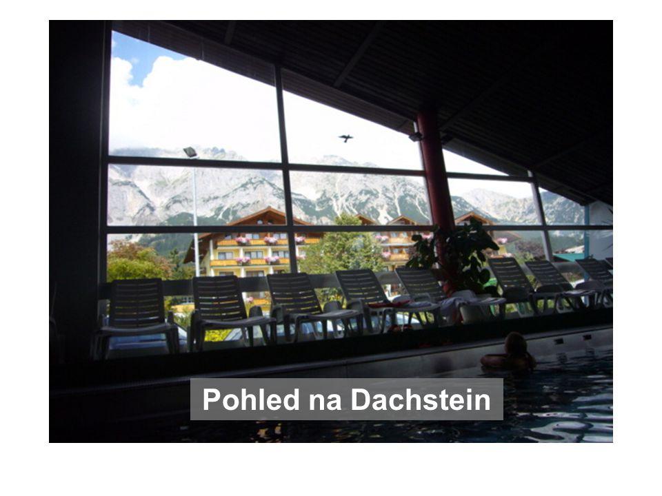 Pohled na Dachstein