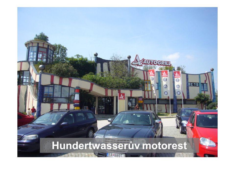 Hundertwasserův motorest