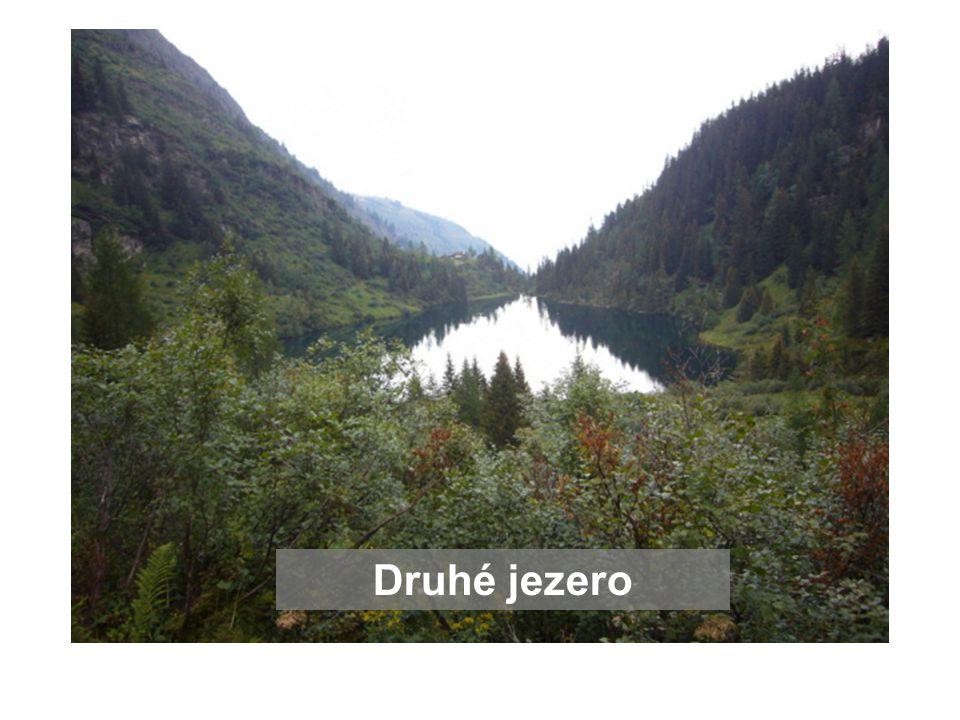 Druhé jezero