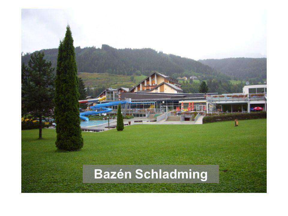 Bazén Schladming