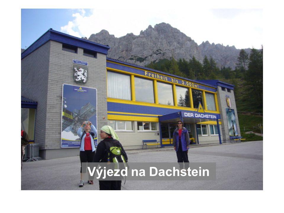 Výjezd na Dachstein