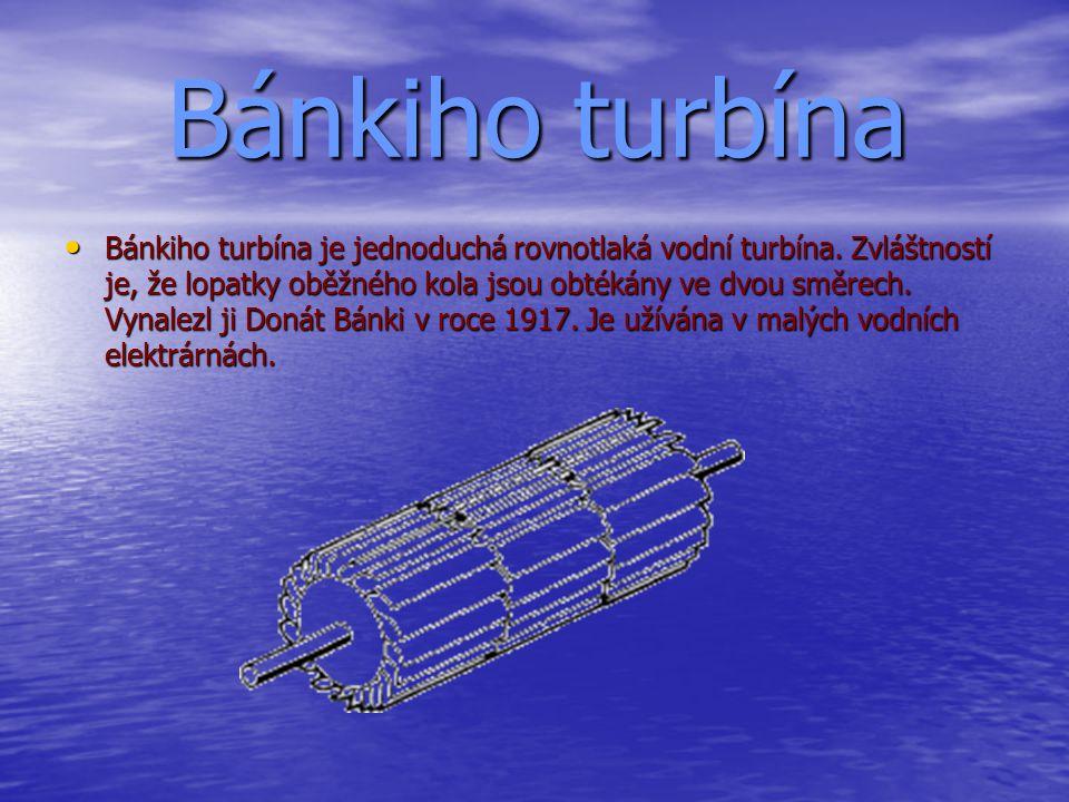 Teslova turbína Teslova turbína • Teslova turbína je bezlopatková turbína, kterou si nechal patentovat Nikola Tesla v roce 1913. Turbína je založena n