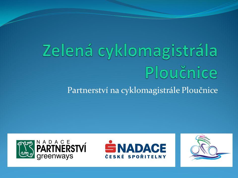 """""""Zelené stezky – Greenways  Zelené stezky Greenways je asistenční a grantový program Nadace Partnerství."""