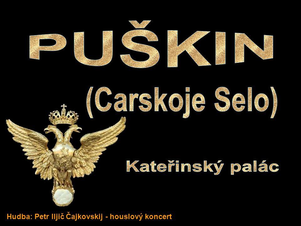 Hudba: Petr Iljič Čajkovskij - houslový koncert