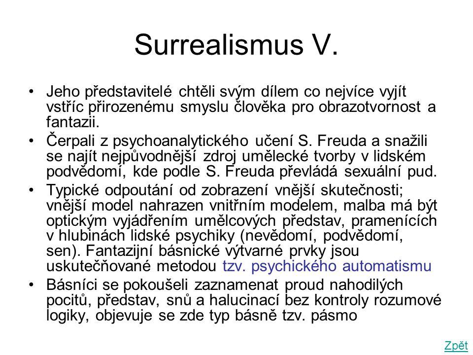Surrealismus V.