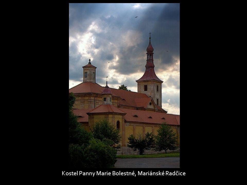 Toulky kolem Mariánských Radčic