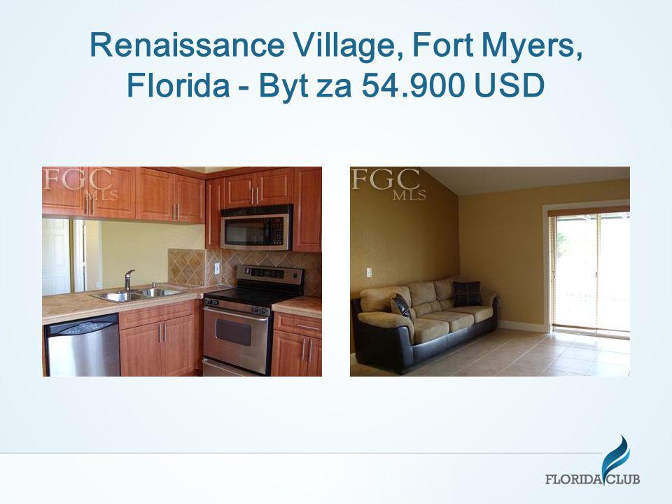 Renaissance Village, Fort Myers, Florida - Byt za 54.900 USD