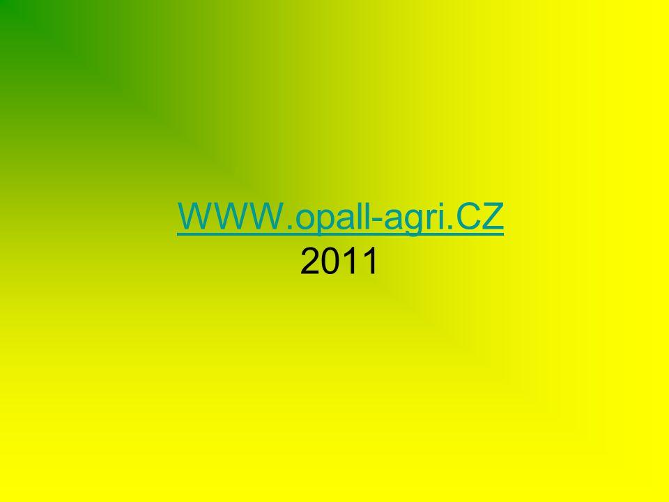 WWW.opall-agri.CZ WWW.opall-agri.CZ 2011