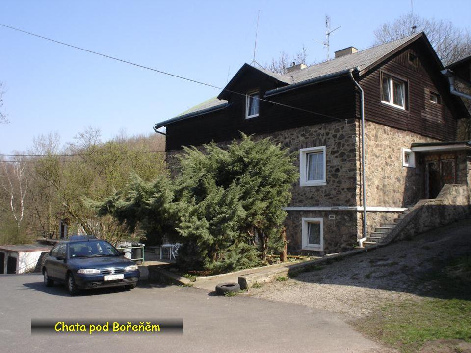 Bořeň z Liběšic