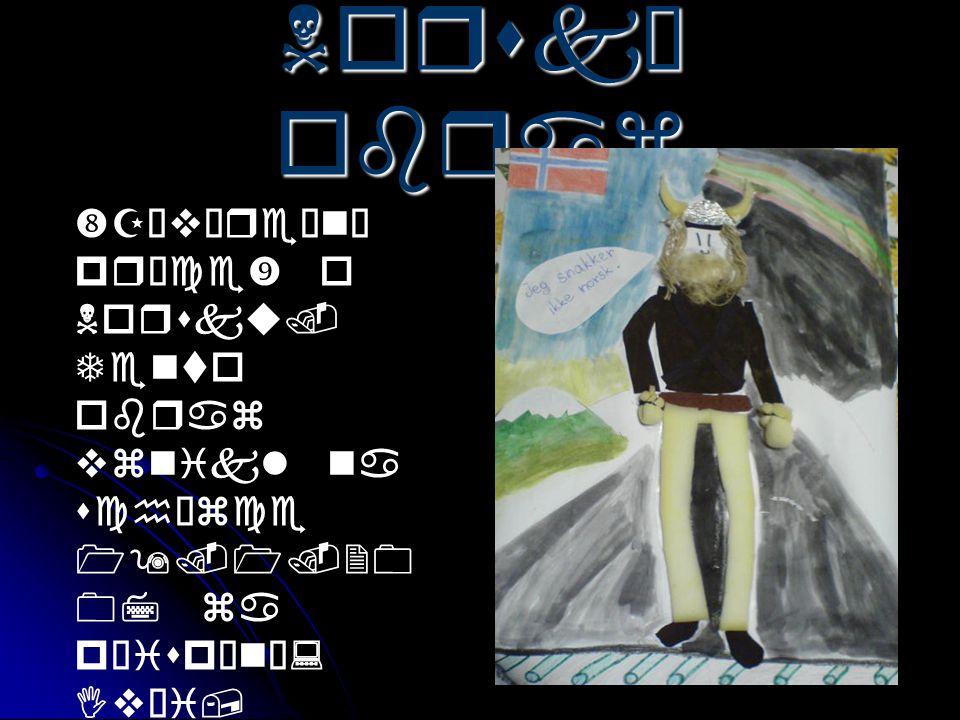 """Norský obraz """"Závěrečná práce"""" o Norsku. Tento obraz vznikl na schůzce 19.1.20 07 za přispění: Ivči, Králíka, Dády, Žandy, Hanky, Katky a Kami."""