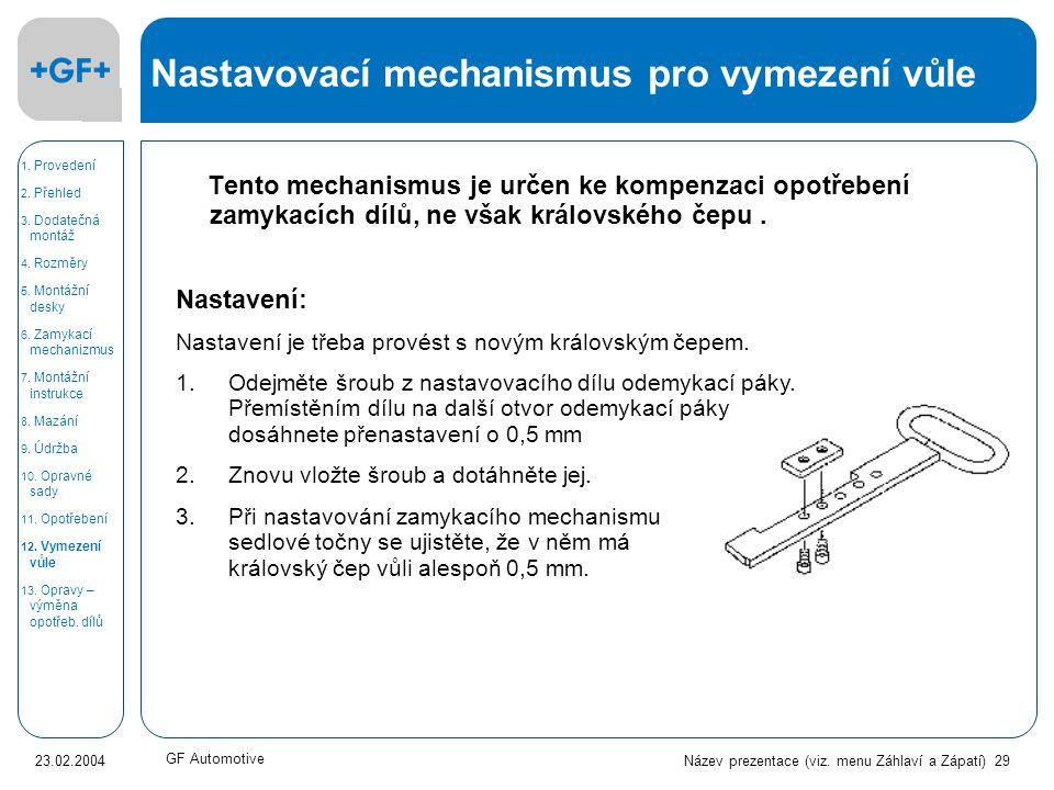 Název prezentace (viz.