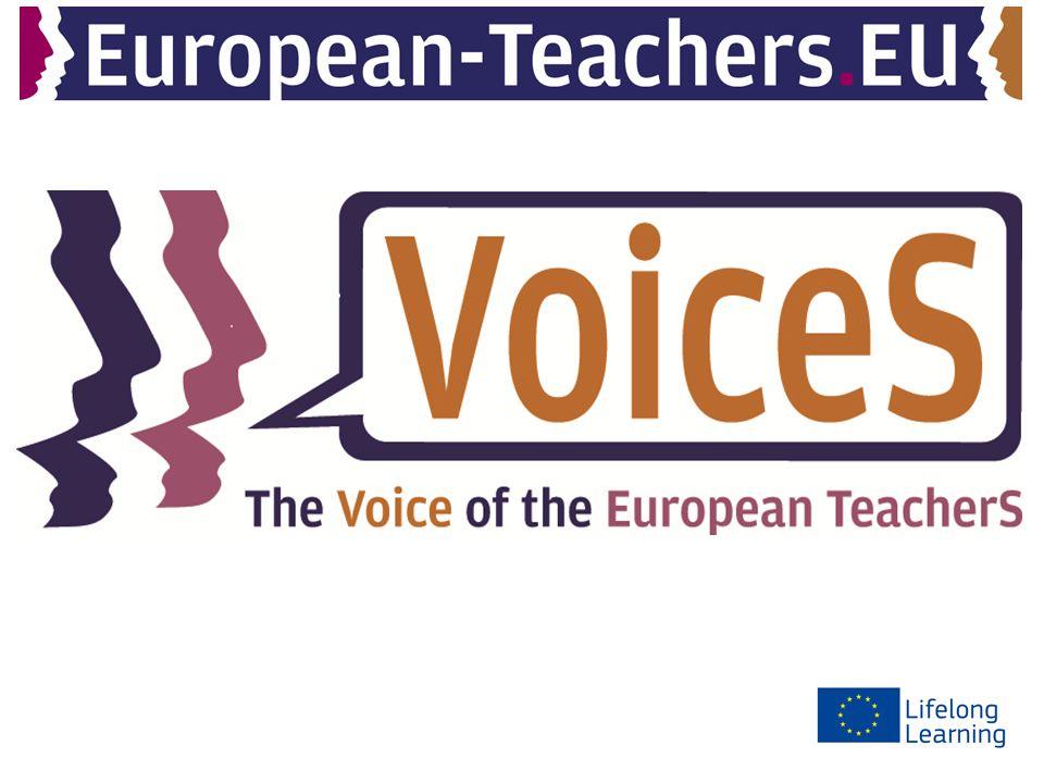 VOICE of European TeacherS (VOICES) je partnerská síť, která spojuje akademické pracovníky, učitele z praxe, studenty učitelských oborů a instituce, které se podílejí na edukaci v Evropě.