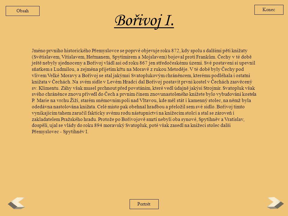 Mojmír II. Nejstarší Svatoplukův syn Mojmír II. se dostal hned po svém nástupu na knížecí stolec v roce 894/5 do obtížné situace. Z východu hrozily vp