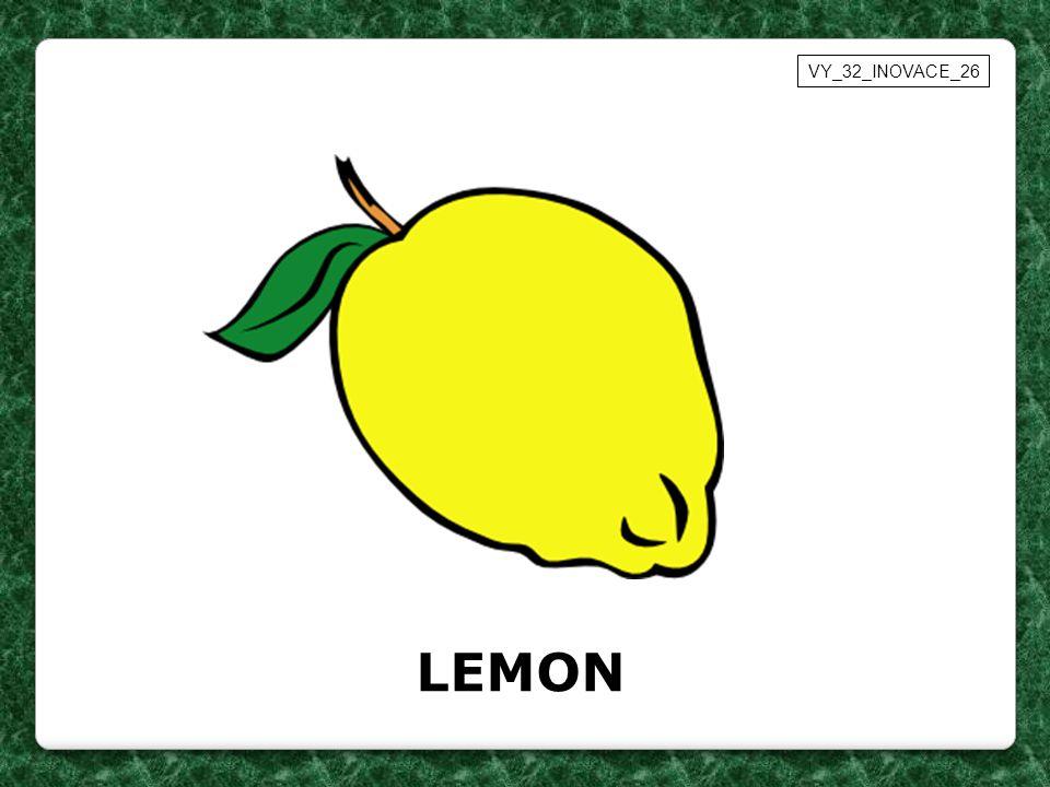 LEMON VY_32_INOVACE_26