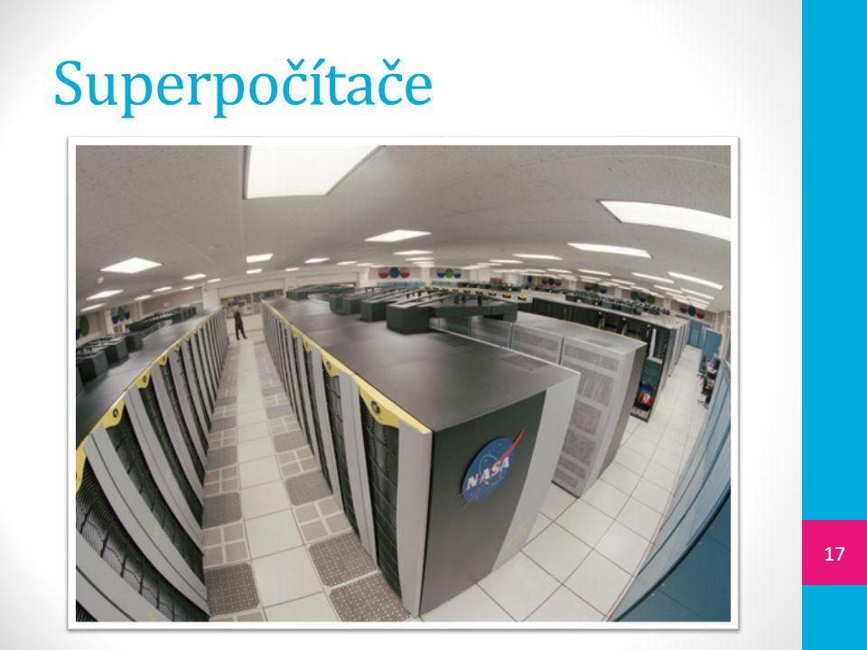 Superpočítače 17