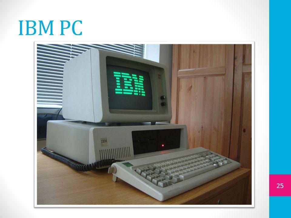 IBM PC 25