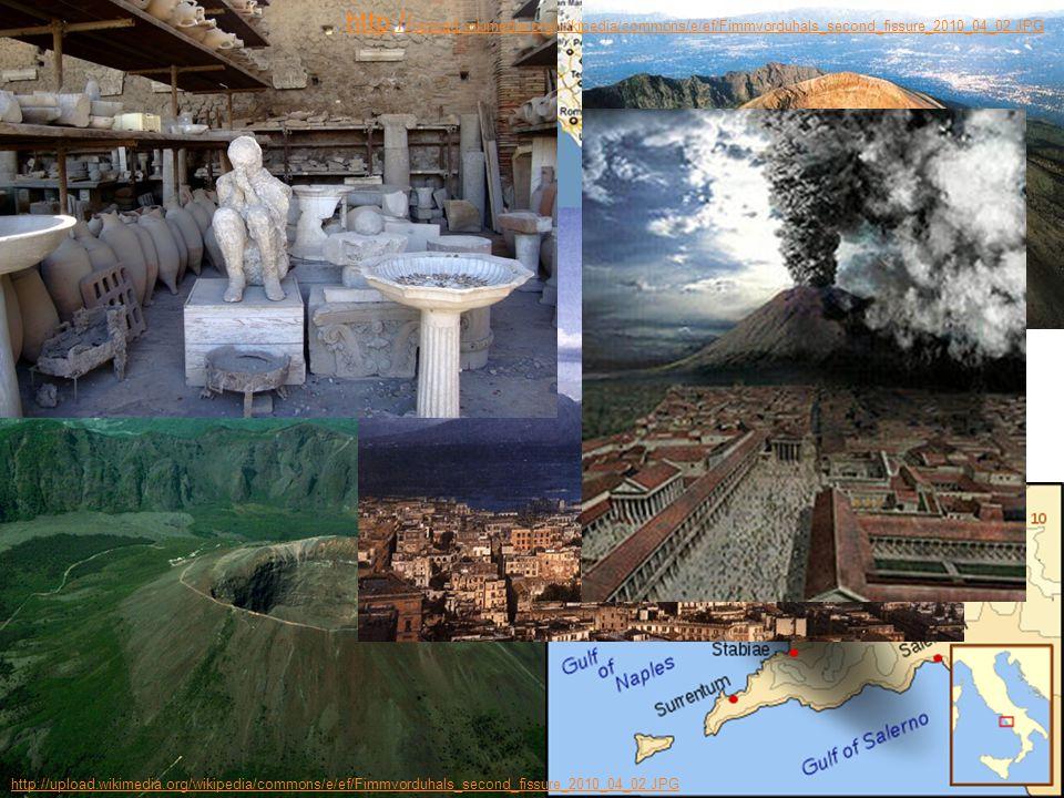  Už několik let před výbuchem byla četná zemětřesení.