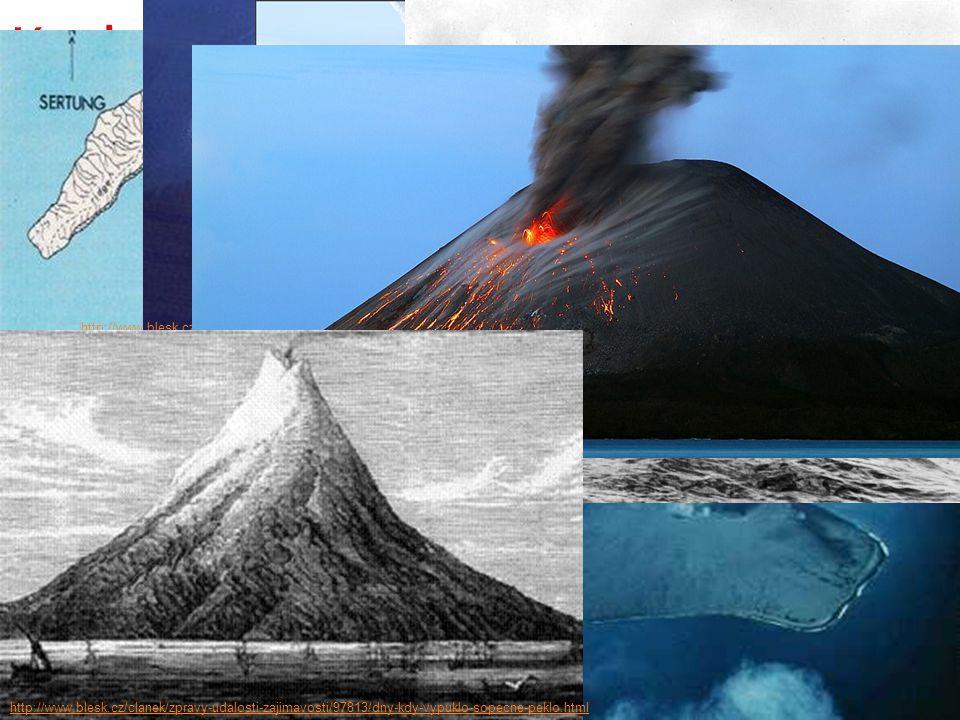  18.května bylo během jediného výbuchu zničeno 1400m sopky.