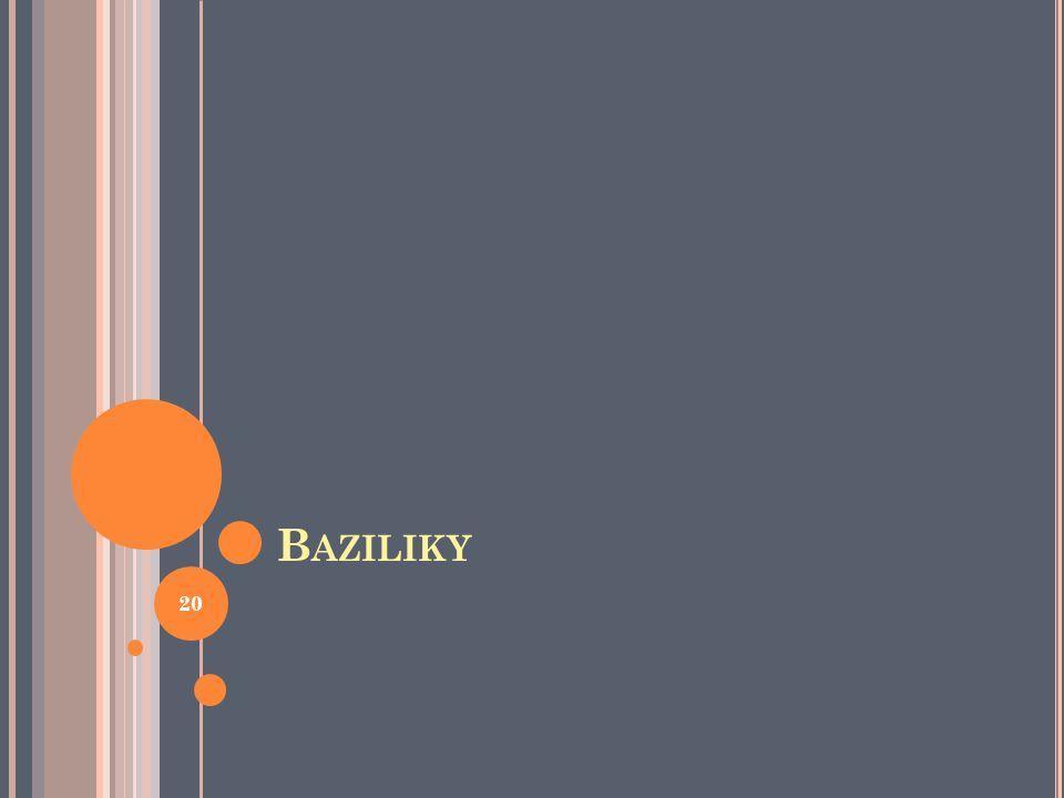 B AZILIKY 20