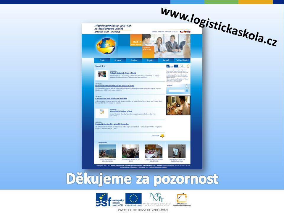 www.logistickaskola.cz