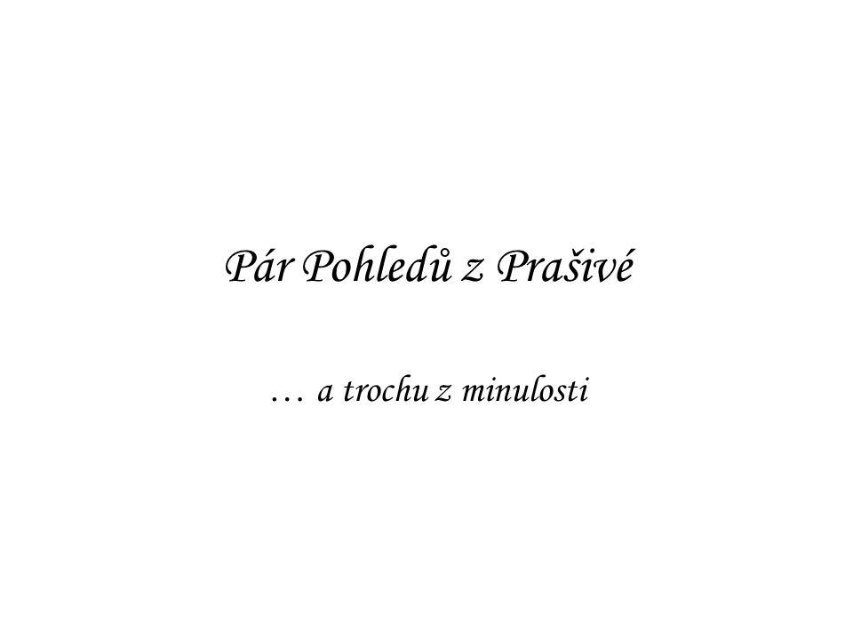 O prašivských pokladech.