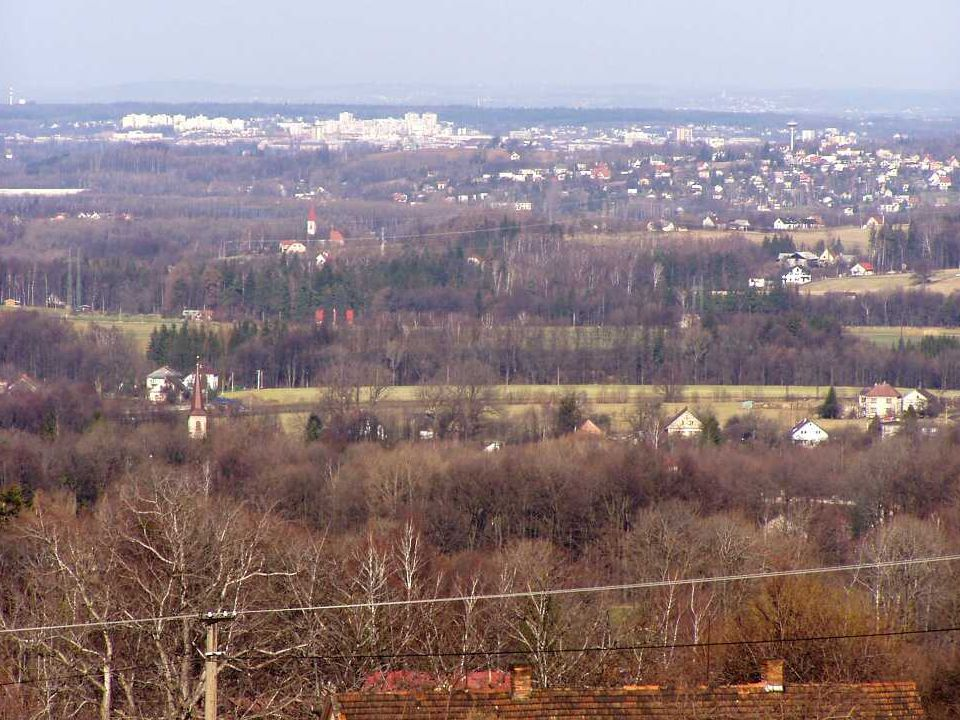 Vrchol Prašivé leží v severovýchodní části Moravskoslezských Beskyd.