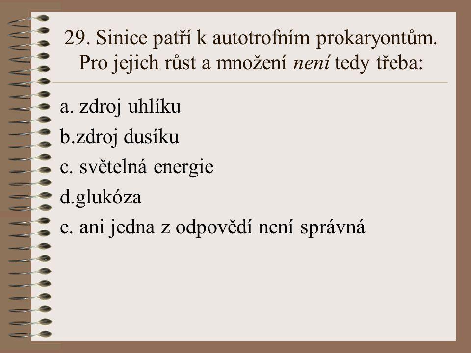 28.Enzymy dýchacího řetězce, které jsou seřazeny podle oxidoredukčního potenciálu a.