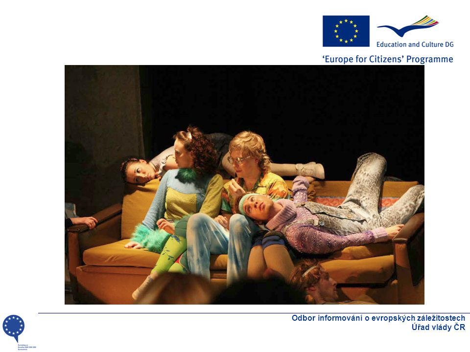 CIRCUS OF TOTALITARIANISM CULTURAL TOURING PROGRAM WHICH PRESENTS POST AND AFTER COMMUNIST´S EUROPEAN CULTURE AND ART