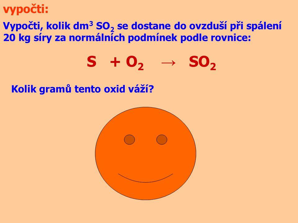 VÝPOČTY Z ROVNIC II.Vytvořeno v rámci projektu Gymnázium Sušice - Brána vzdělávání II Autor: Mgr.