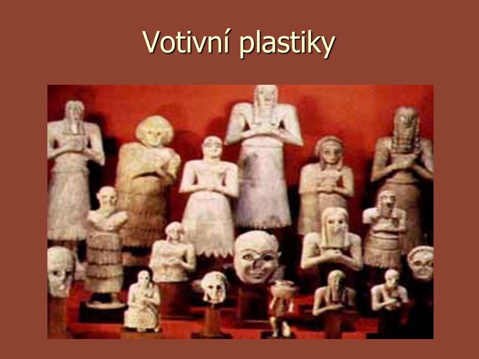 Votivní plastiky