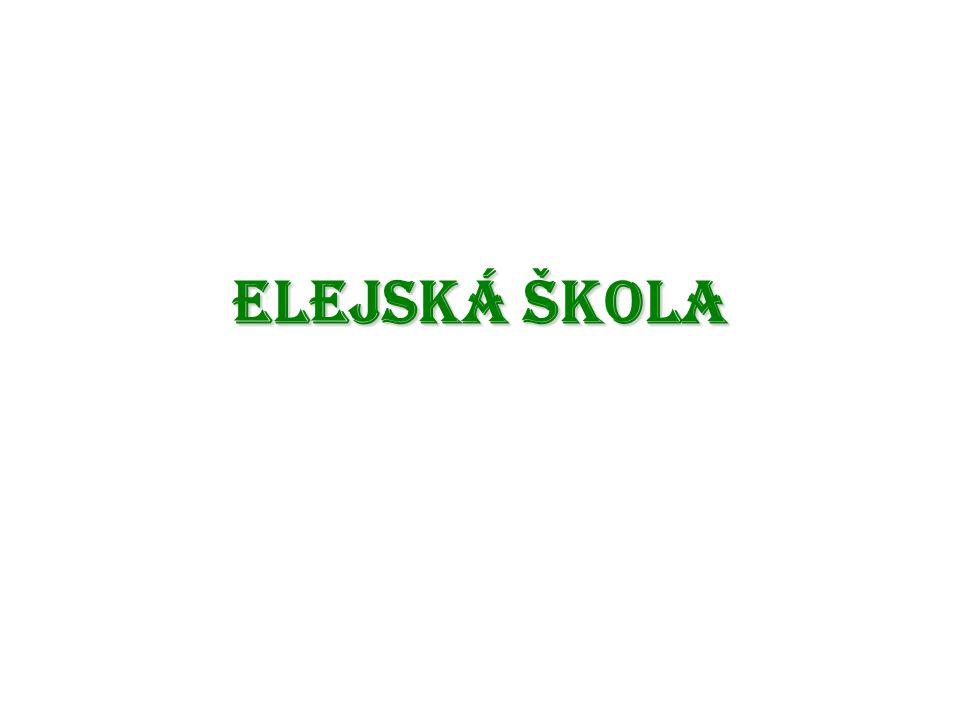 ELEJSKÁ ŠKOLA