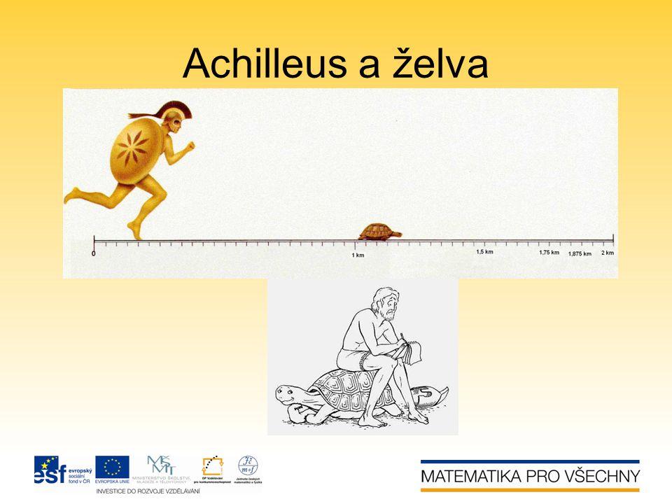 Achilleus a želva