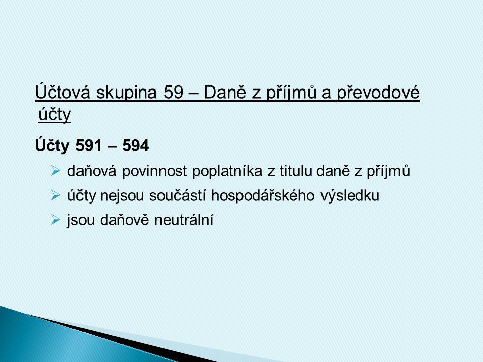 Použité zdroje • ŠTOHL, Pavel.Učebnice účetnictví 2012 – 2.