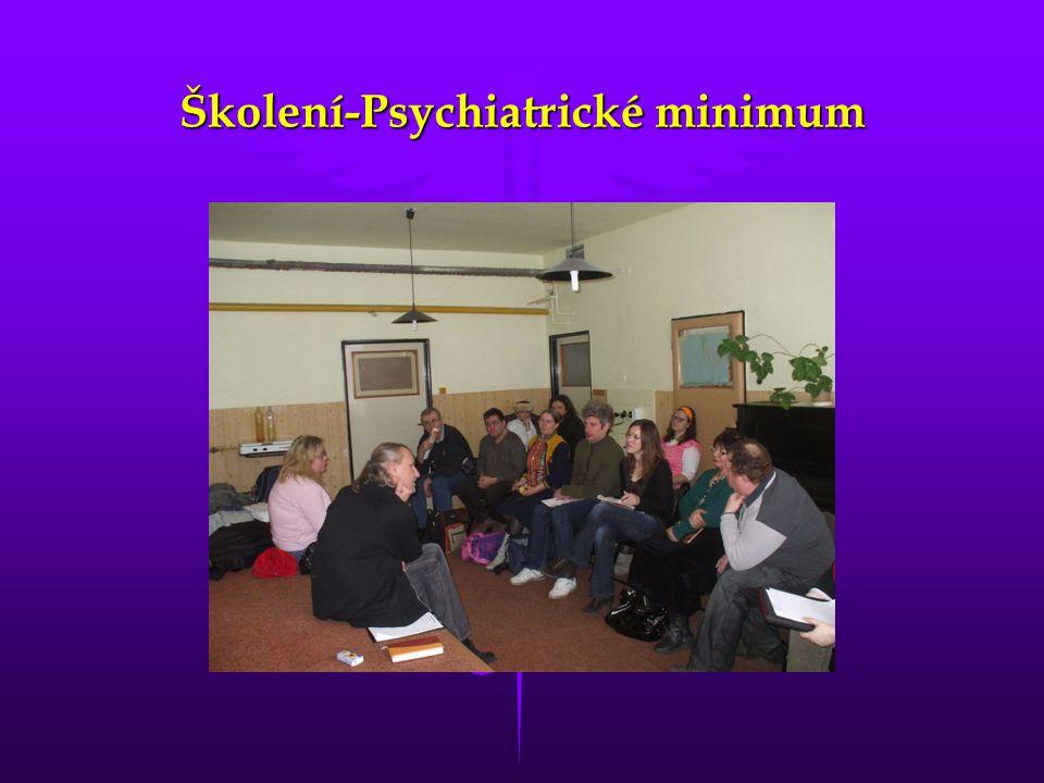 Školení-Psychiatrické minimum