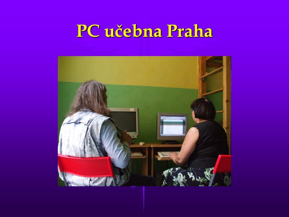 PC učebna Praha