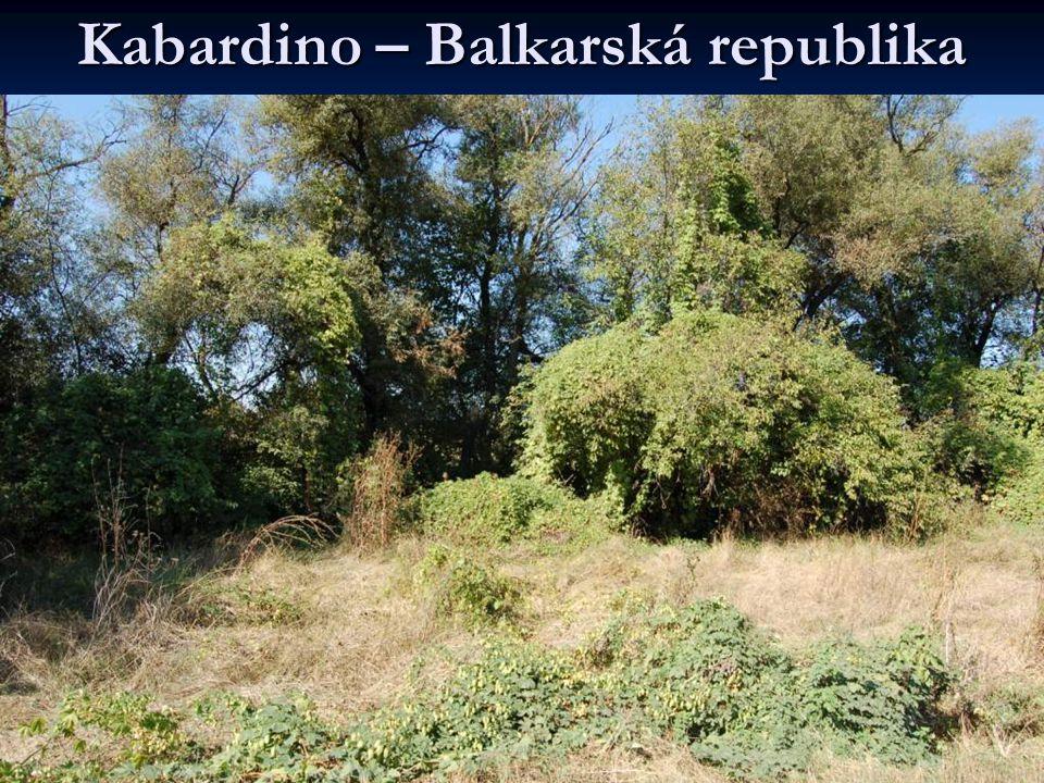 Kabardino – Balkarská republika