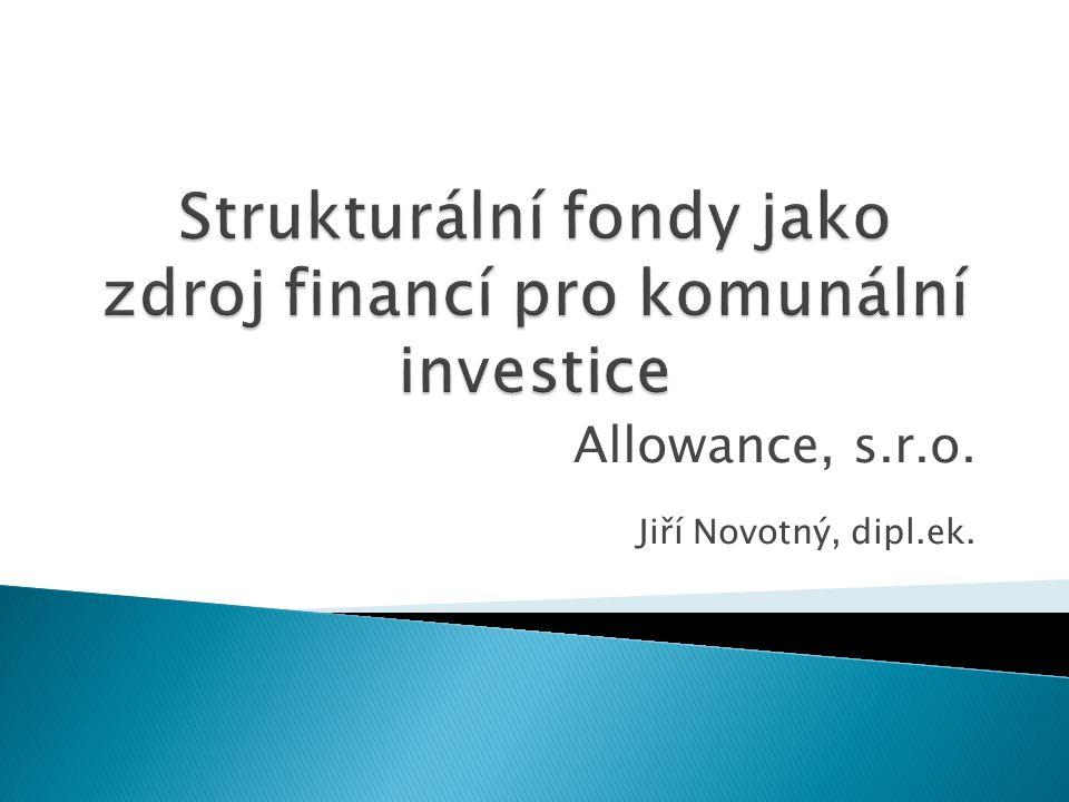 Allowance, s.r.o. Jiří Novotný, dipl.ek.